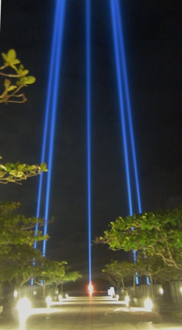 第7回 平和の光の柱