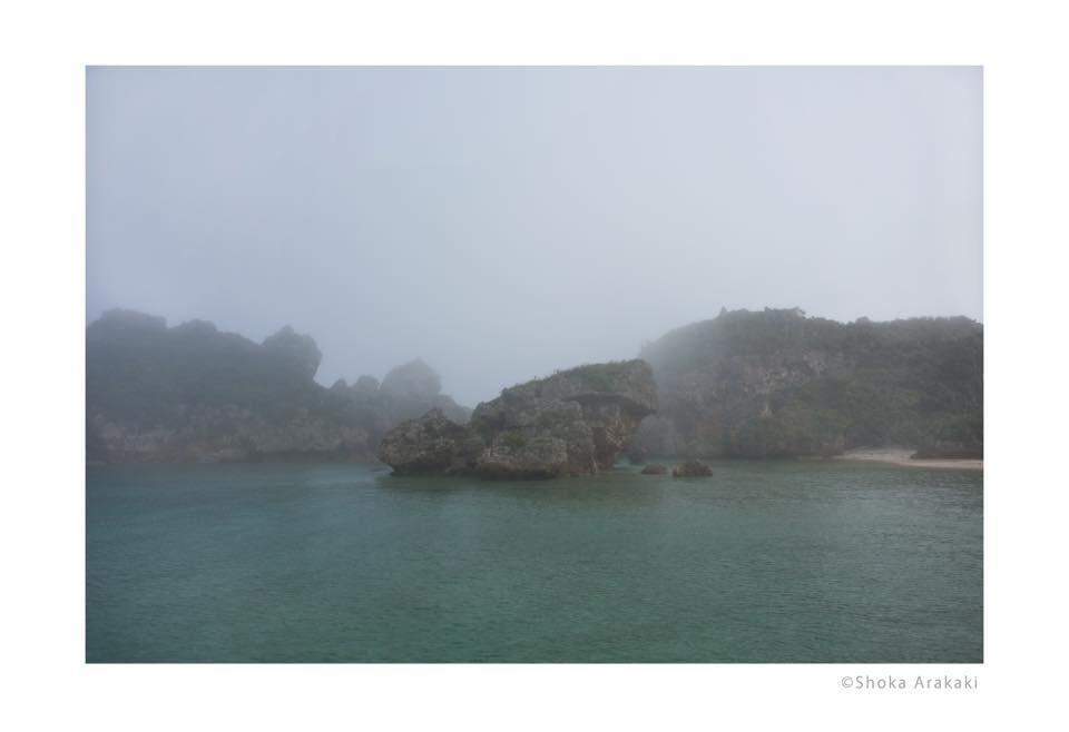 新垣尚香 写真展「のうむ - the dense fog -」