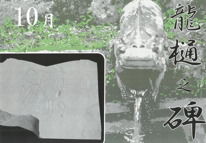埋文コレクションVol.22「龍樋之碑」