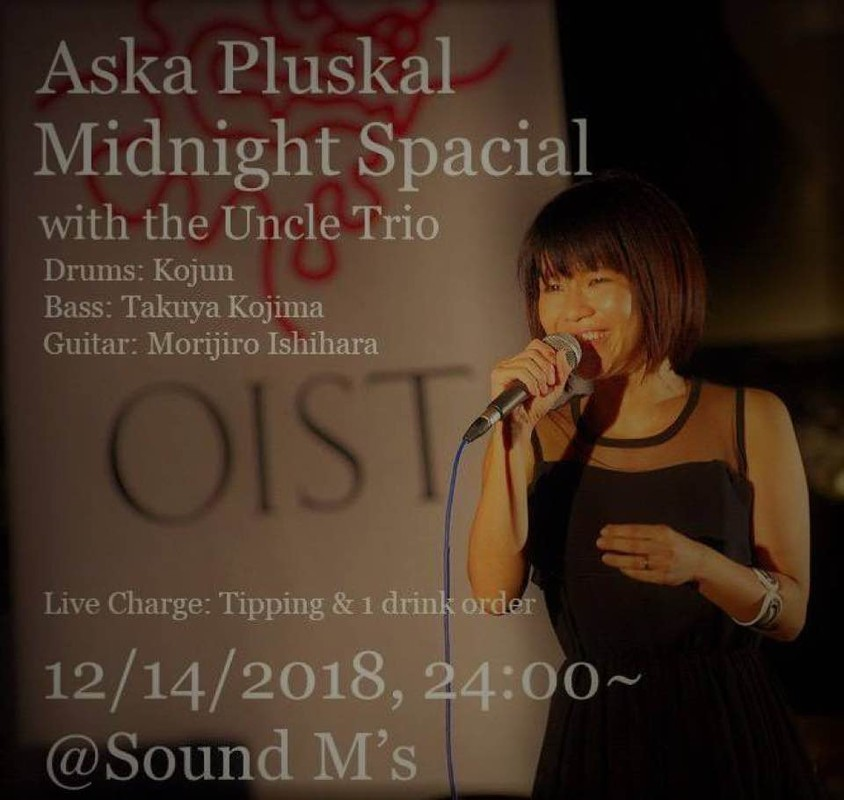 Aska Pluskal Midnight Special with the Uncle Trio