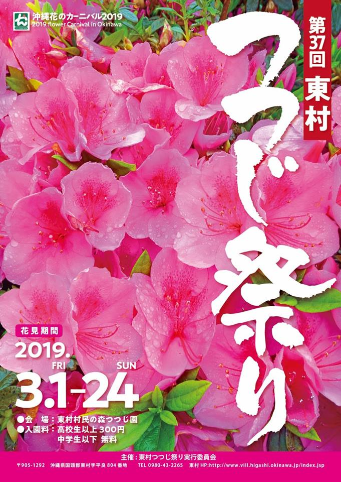 第37回 東村つつじ祭り
