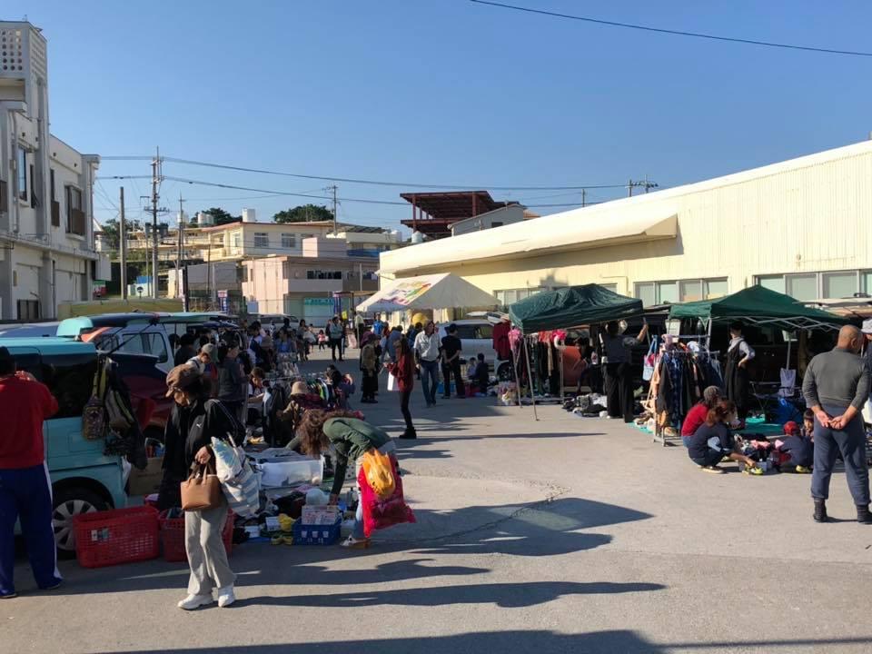 喜神サービス フリーマーケット&新年祭