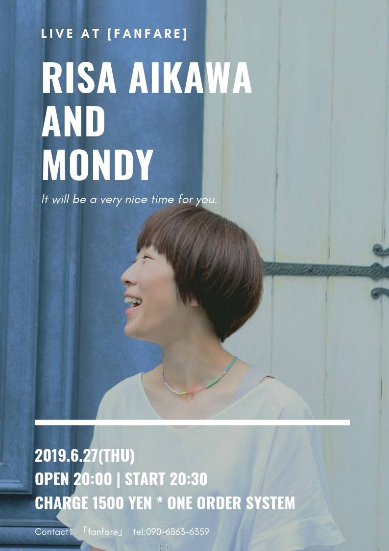 RISA AIKAWA AND MONDAY
