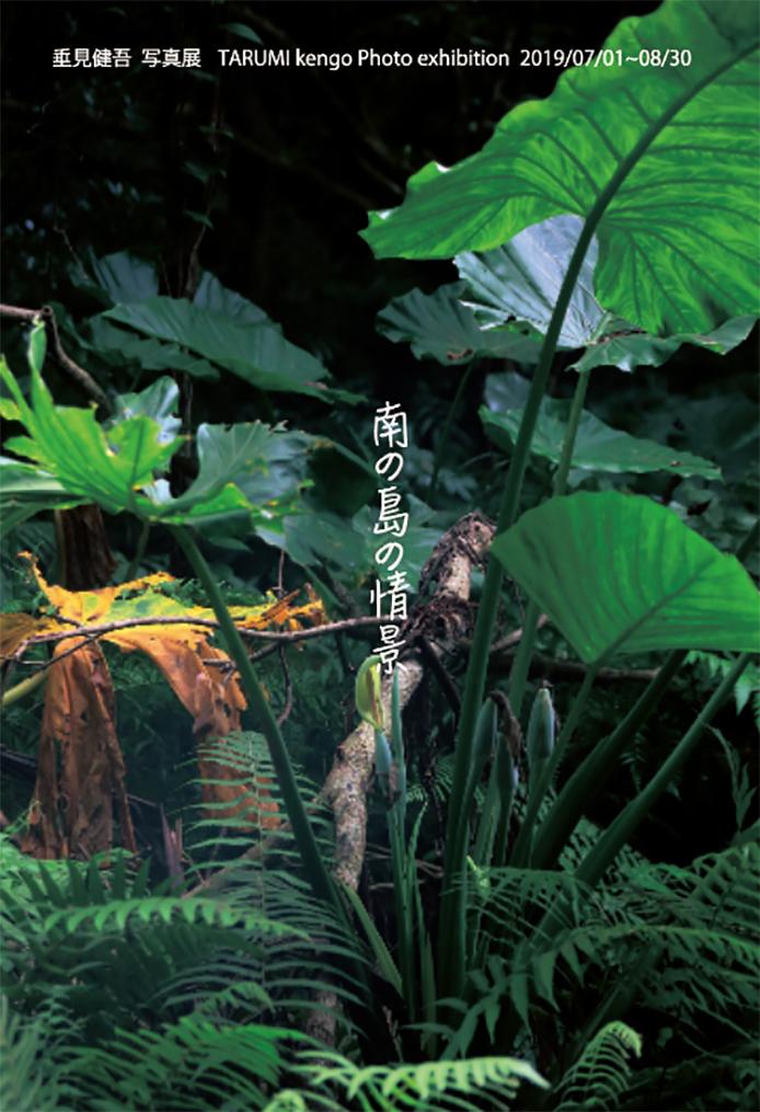 垂見健吾写真展「南の島の情景」