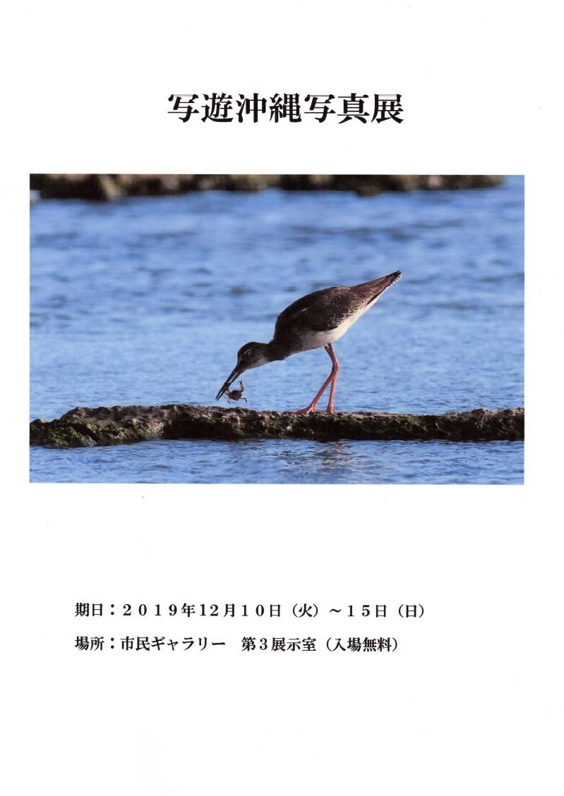 写遊沖縄 写真展