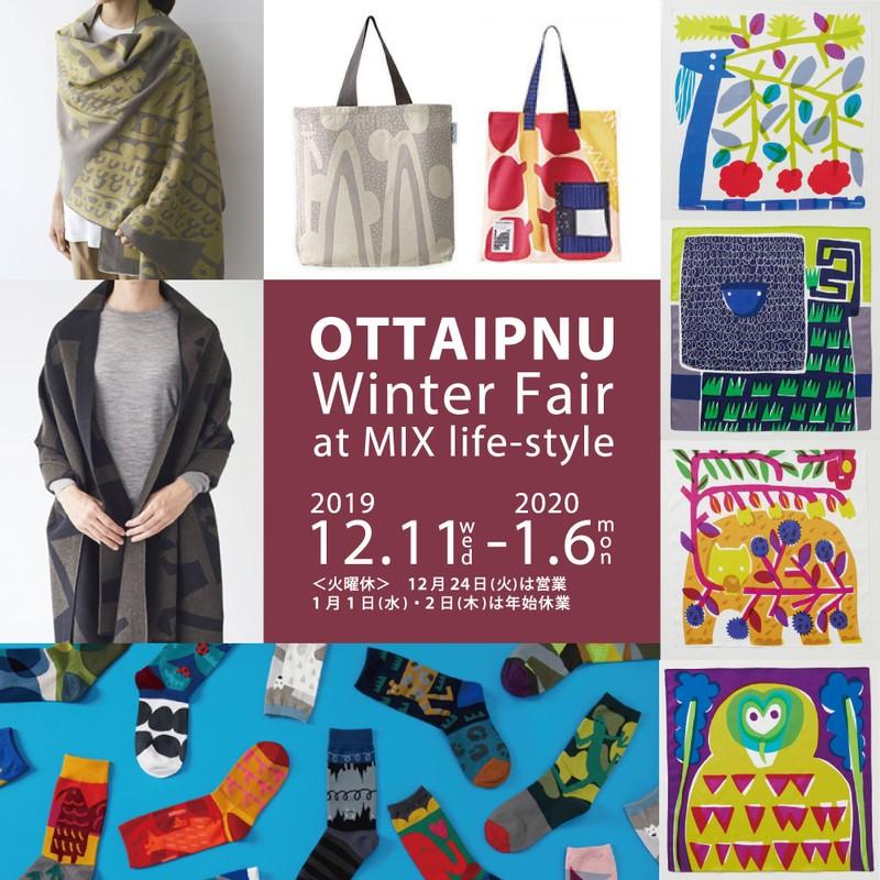 OTTAIPNU Winter Fair