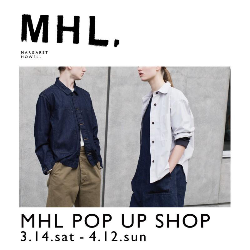 MHL POP UP SHOP